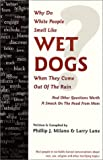 Why Do White People Smell Like Wet Dogs When They Come Out of the Rain? : And Other Questions Worth a Smack on the Head from Mom, Milano, Phillip J. and Lane, Larry, 0967597102