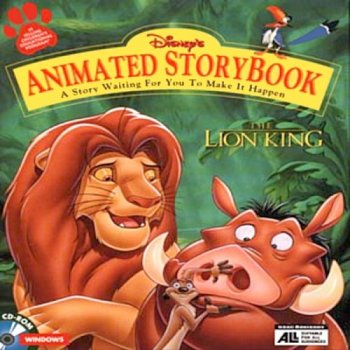Price comparison product image Lion King Animated Storybook (Jewel Case)