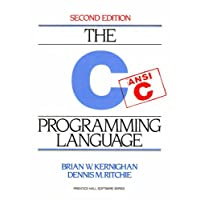 The  C Programming Language (2nd Edition)
