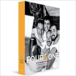 Four in One: On the Boundaries of Chocolate Hardcover – November 28, 2016