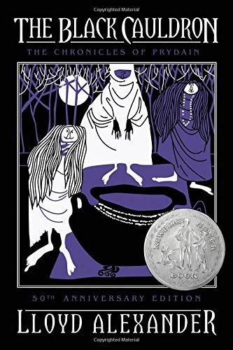 The Black Cauldron 50th Anniversary Edition: The Chronicles of Prydain, Book - Black Alexander