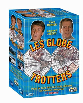 Globes trotters l\'intégrale - Coffret 6 DVD: DVD & Blu-ray : Amazon.fr
