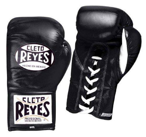 Cleto Reyes Professional Fight Gloves - Official/Safetec (USA Flag (Official Boxing Gloves), 8-Ounce)