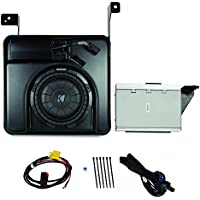 Kicker PSICRE07 Chevy Silverado 07-Up Crew Factory Stereo Sub Box & 4Ch 200W Amp