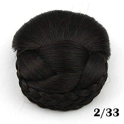 6 diseño de mujer con pelo de lápices de colores derretidos de pelo de carcasa rígida