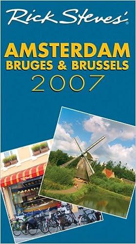 Bruges Rick Steves Amsterdam and Brussels 2007