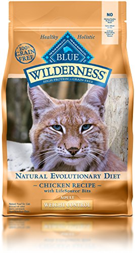 Blue Buffalo Cat Weight Control 100-Percent Grain Free Chick
