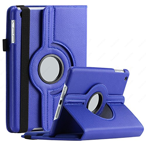 SAVEICON iPad Mini Case Rotating