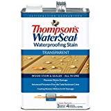 THOMPSONS WATERSEAL 041811-16 Transparent Stain, Gold by Thompsons Water Seal