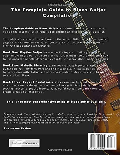 The Complete Guide to Playing Blues Guitar: Compilation: Volume 4 Play Blues Guitar: Amazon.es: Mr Joseph Alexander: Libros en idiomas extranjeros