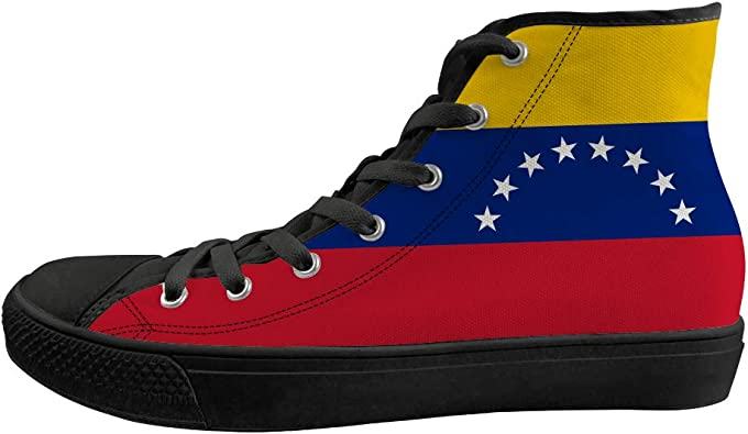 Unisex Casual High-Top Skate Shoes