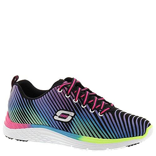 Skechers Valeris - Perfect Storm - Zapatillas de Deporte para Mujer Multicolor