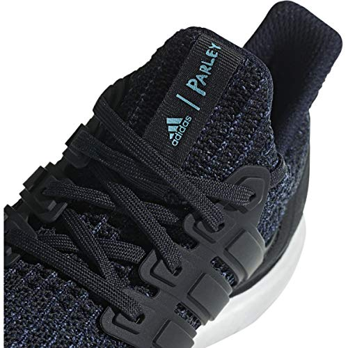adidas Ultraboost Parley Youth Running Shoes Legend Ink/Carbon/Blue Spirit 5 by adidas (Image #4)