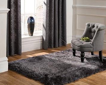 PRESTO BAZAAR Solid 3D Shaggy Carpet