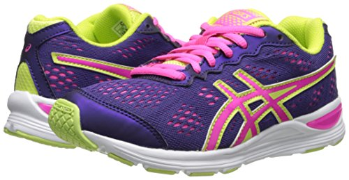 hot sharp Pink Purple Trainers Asics Gs Gel 2 Strom Kids Black White Green gza1Hxq
