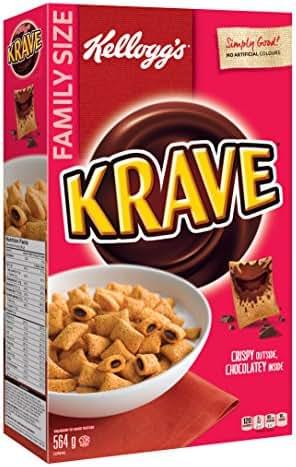 Breakfast Cereal: Krave