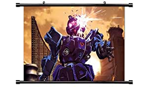 """Mobile Suit Gundam Anime Fabric Wall Scroll Poster (32"""" x 20"""") Inches"""
