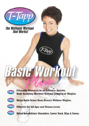 Exercise+DVD Products : T-Tapp Basic Workout Plus