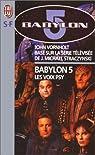 Babylon 5, tome 1 : Les Voix Psy  par Vornholt