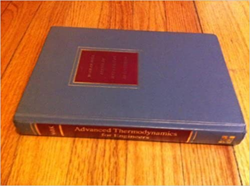 Advanced thermodynamics for engineers kenneth wark 9780070682924 advanced thermodynamics for engineers kenneth wark 9780070682924 amazon books fandeluxe Gallery