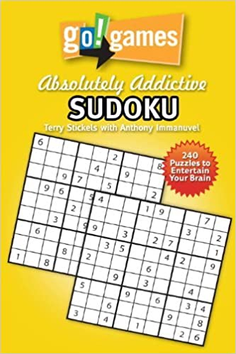 Book Go!Games Absolutely Addictive Sudoku by Terry Stickels (2013-02-01)