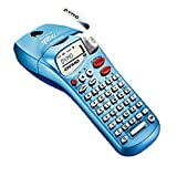 DYMO 11946 LetraTag Electronic Labelmaker (Metallic Blue)