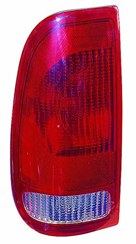 Depo 331-1926L-UF Ford F-150 Driver Side Tail Light Unit