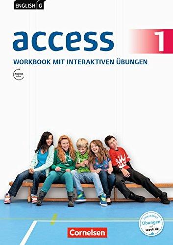 English G Access - Allgemeine Ausgabe: English G Access 01: 5. Schuljahr. Workbook mit interaktiven Übungen auf scook.de. Allgemeine Ausgabe