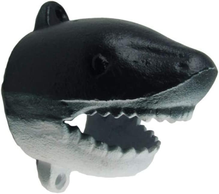 Wall Mounted Shark Bottle Opener