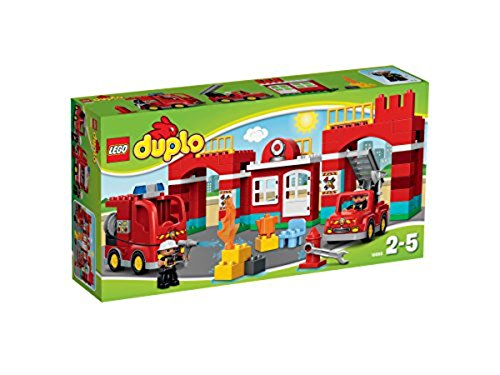 Feuerwache Spielzeug Bestseller - LEGO Duplo Feuerwehr Hauptquartier