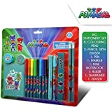 PJ Masks Pupitre, Multicolor (Kids Euroswan KD-PM17036)