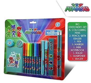 PJ Masks Pupitre, Multicolor (Kids Euroswan KD-PM17036)