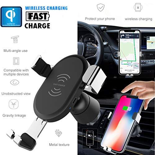 - Phone Cradle,Holder for DJI OSMO Action Camera/GoPro Camera Bike CNC Alloy Anti-Slip,Wearable Phone,Universal, Black