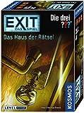 """KOSMOS Spiele 694043 -"""" EXIT - Spiel: drei ??? - Haus Rätsel"""" Brettspiel"""
