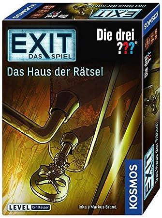 exit brettspiel