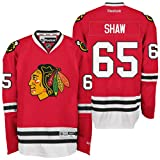 Jersey Andrew Shaw Youth Red Premier