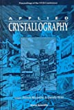 img - for Applied Crystallography - Proceedings of the XVII International Conference book / textbook / text book