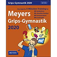 Meyers Grips-Gymnastik 2020 11x14cm