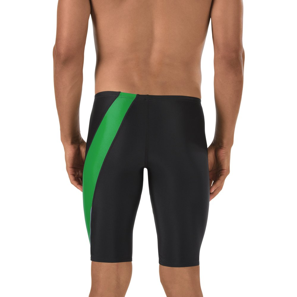 Green 30 Speedo Swimwear 051650H Speedo Revolve Spice Jammer Swimsuit