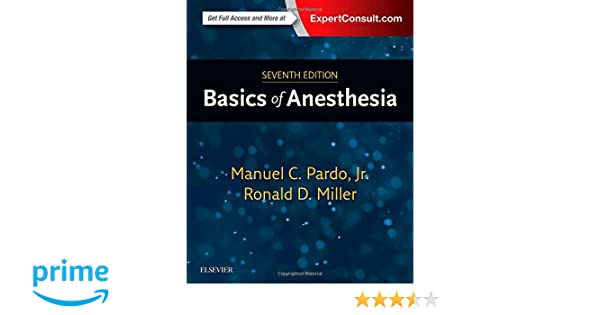 Basics of anesthesia 7e 9780323401159 medicine health science basics of anesthesia 7e 9780323401159 medicine health science books amazon fandeluxe Choice Image