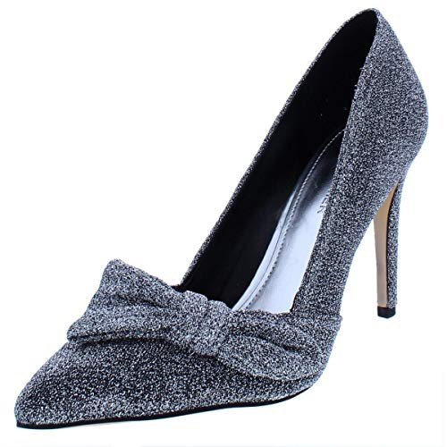 marc fisher shoes silver - 6