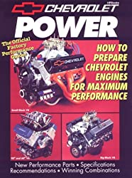 Chevrolet Power Manual: Official Factory Performance Guide (Hpbooks, 1087)