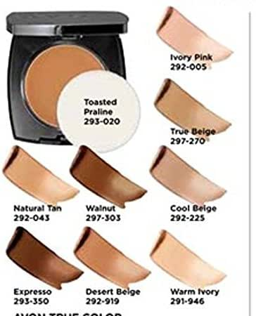 Avon True Color Flawless Cream To Powder Foundation - Espresso