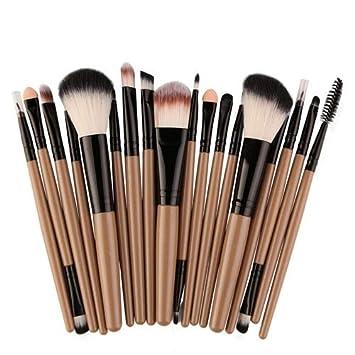 47aedeb7dec Laliva 18 pcs Makeup Brushes Set tools Professional brush Concealer Lip  Blusher Powder Eyeshadow Make Up