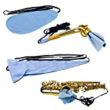 YZNLife Saxophone Cleaning Care with Case Kit