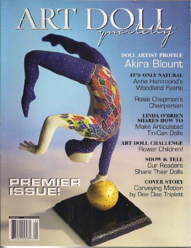 Art Doll Quarterly (Premier Issue, Summer 2003)