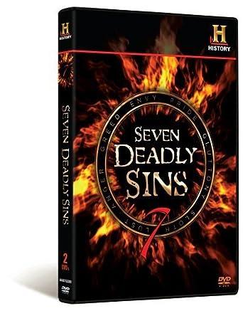 Amazoncom Seven Deadly Sins Dvd Hugo Weaving Heather
