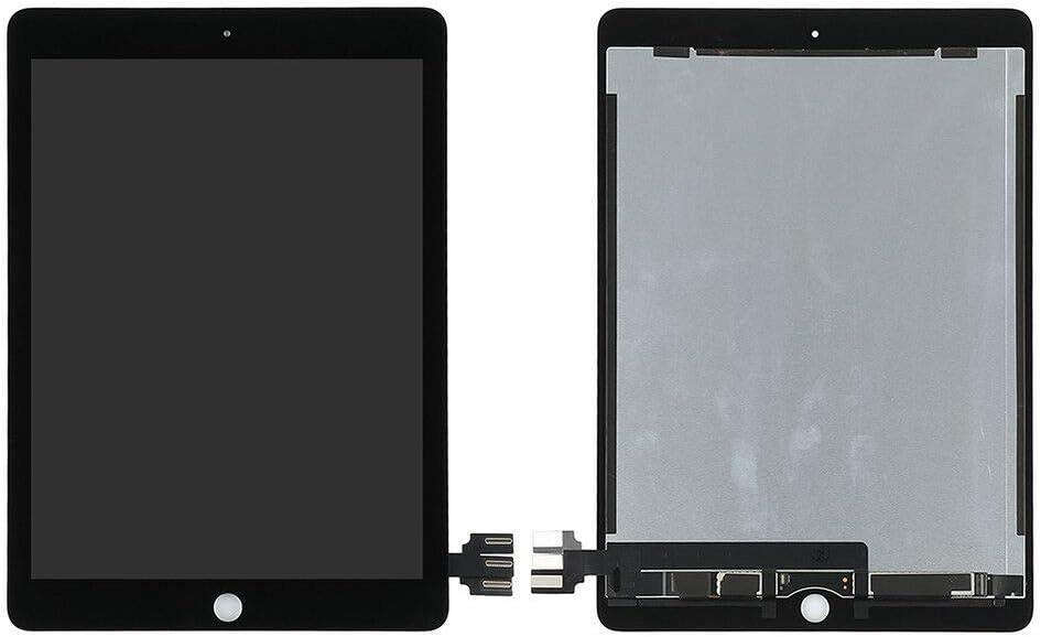 Herramientas kit de reparaci/ón de p 2016 Version Kit de reemplazo de pantalla Ajustarse for IPad Pro 9.7 A1673 A1674 A1675 reemplazo de pantalla t/áctil digitalizador panel externo de cristal Parte