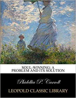 Book Soul-winning: a problem and its solution