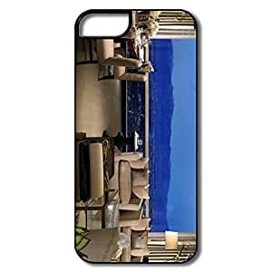 IPhone 5 5S Cases, Las Vegas Restaurant White/black Cases For IPhone 5